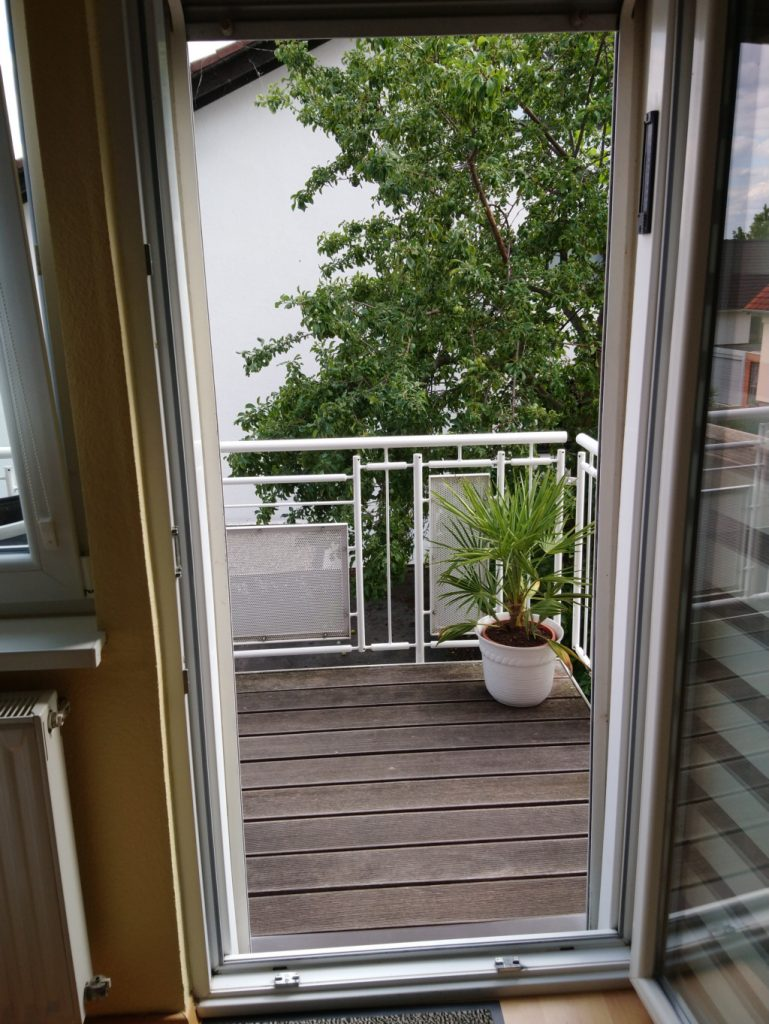 Fewo1 - Balkon1