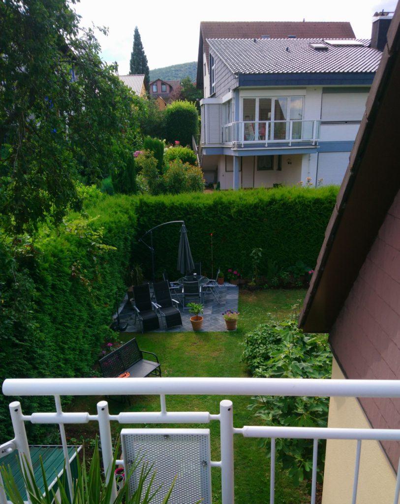 Fewo1 - Balkon2