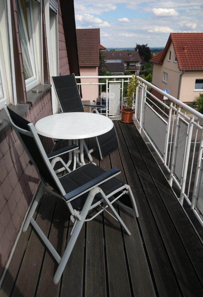 Fewo1 - Balkon3