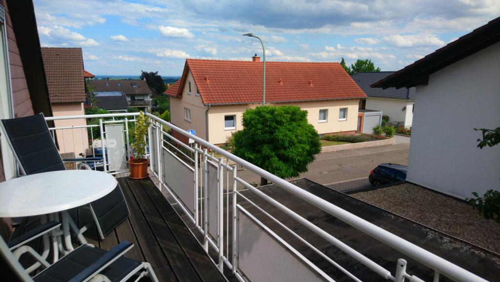 Fewo1 - Balkon4